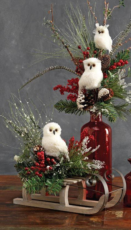 45 most pinteresting rustic christmas decorating ideas for Decoration xmas ideas