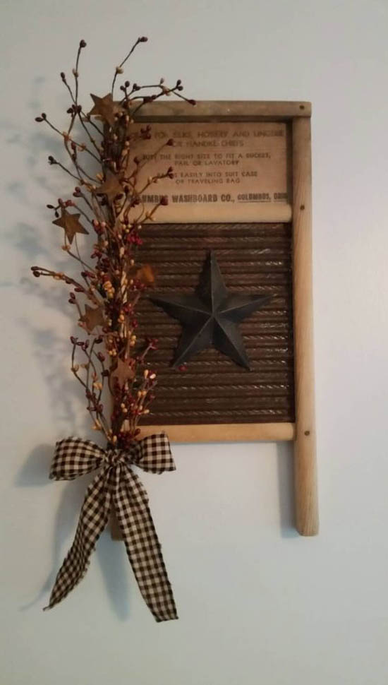 rustic christmas decorations pinterest 44 - Vintage Rustic Christmas Decorations
