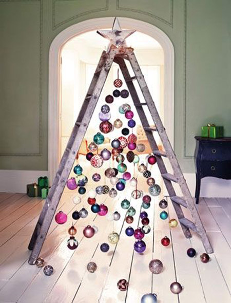 Amazingly Upcycled Christmas Decorations and Ornaments - All About ...