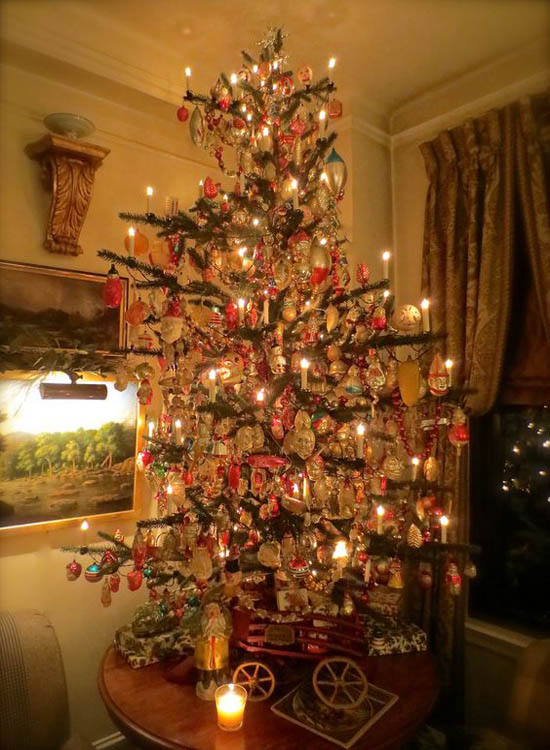 victorian christmas decorating ideas 19
