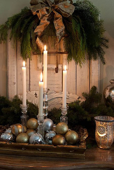 Charmant Victorian Christmas Decorating Ideas 21