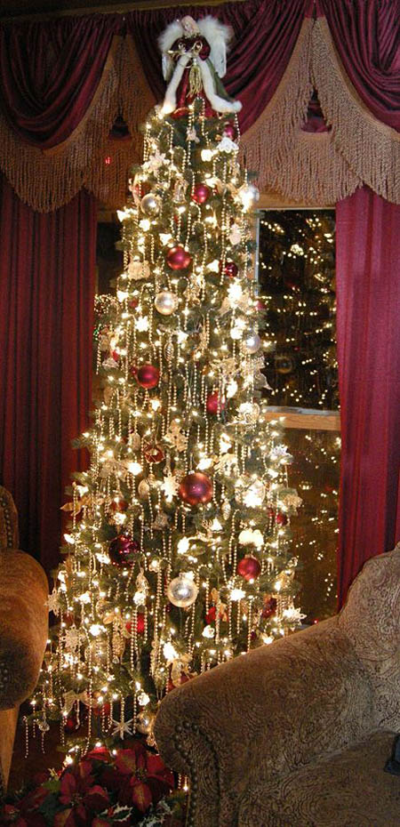 30 exquisitely stunning victorian christmas decorating for All christmas decorations