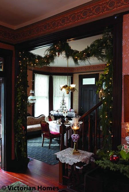 Victorian Christmas Decorating Ideas 28