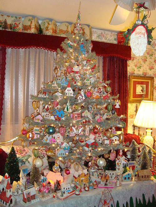 Victorian Christmas Decorating Ideas 9