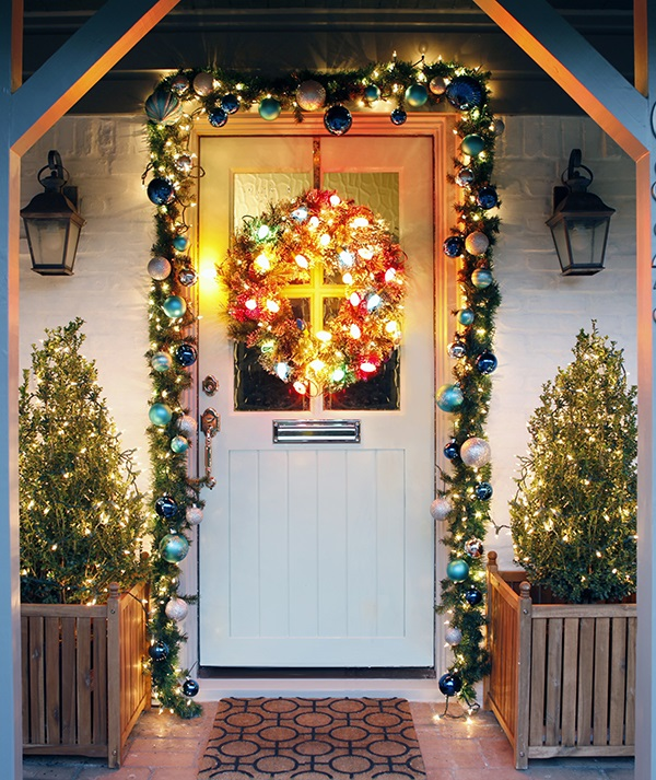 Outdoor Lighting Front Door Entrance Lanterns