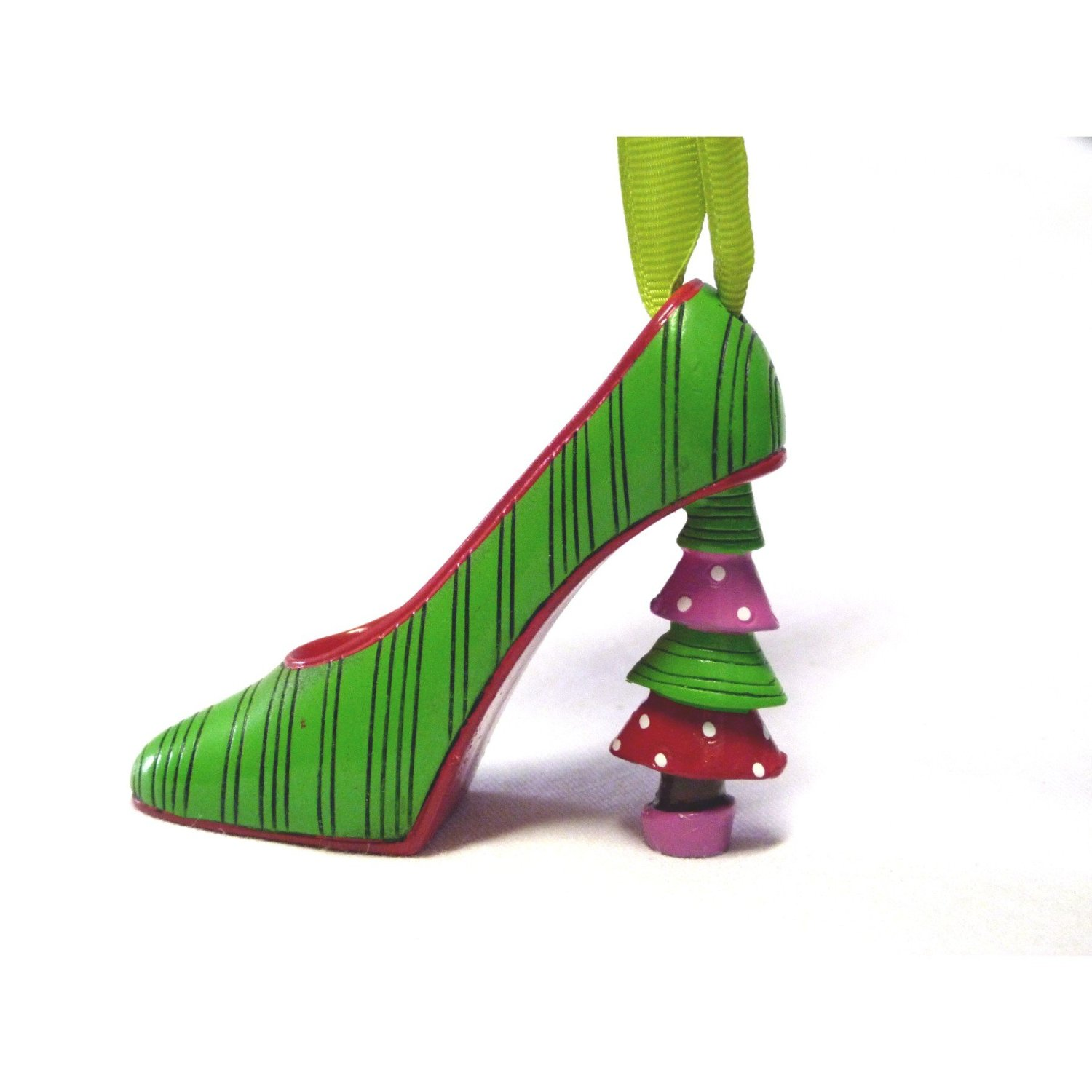Christmas Shoe Tree.40 Super Cool Christmas Shoes And Ways To Decorate With It