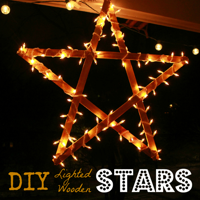 40 best christmas star decorations all about christmas 17 aloadofball Gallery