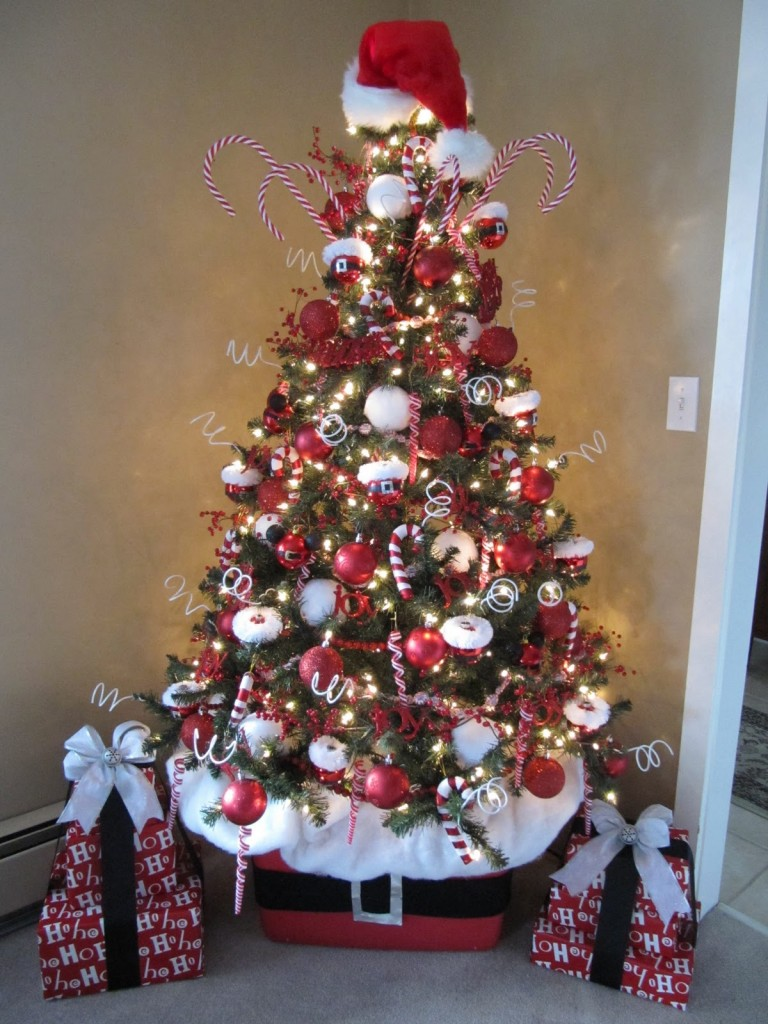 19 - Christmas Tree Decorating Ideas 2016