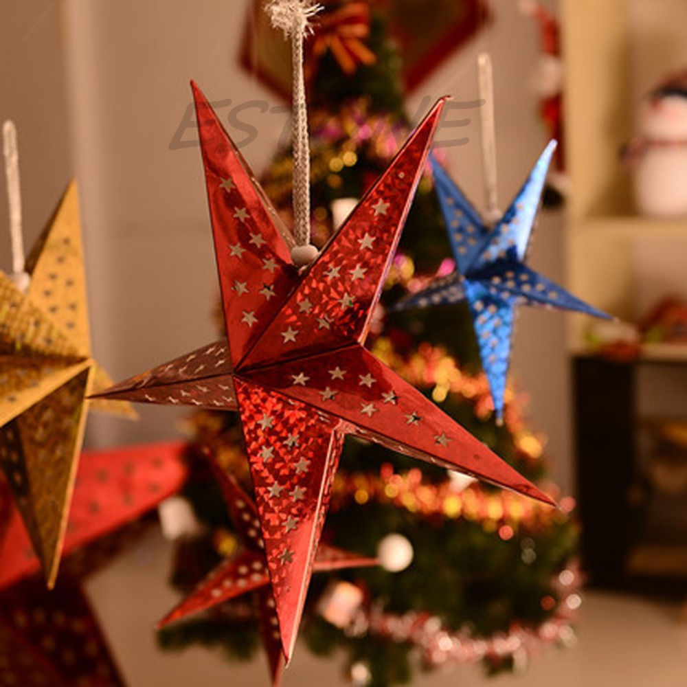 40 best christmas star decorations all about christmas. Black Bedroom Furniture Sets. Home Design Ideas