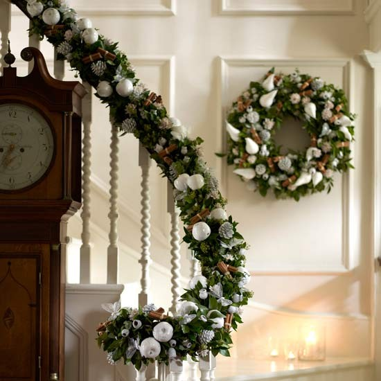 2 - Garland Christmas Decor