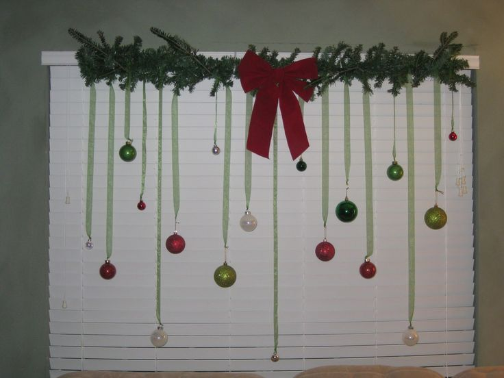 Decorating Ideas > 40 Scintillating Christmas Windows Decoration Ideas  All  ~ 085639_Christmas Decoration Ideas For Office Windows