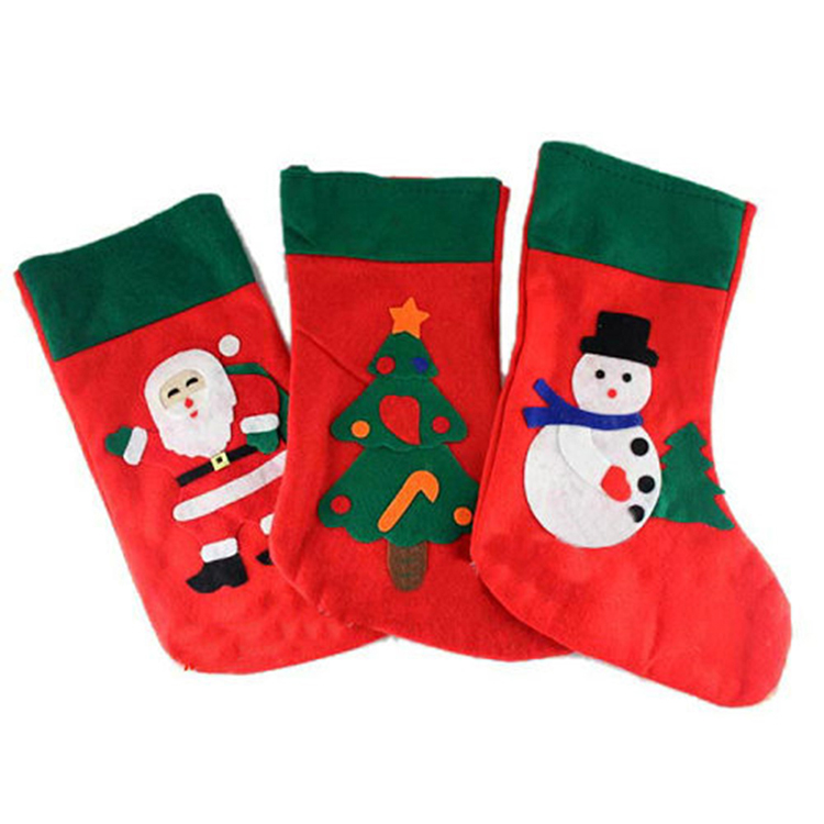 23 - Christmas Socks Decoration