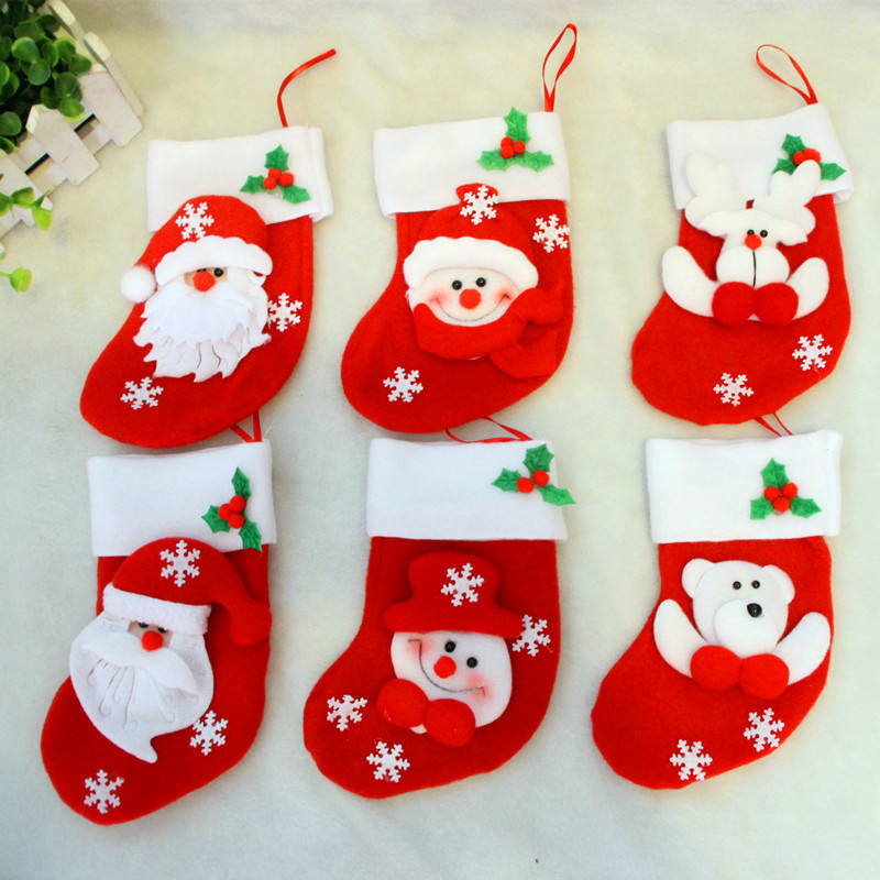 40 Wonderful Christmas Stockings Decoration Ideas \u2013 All