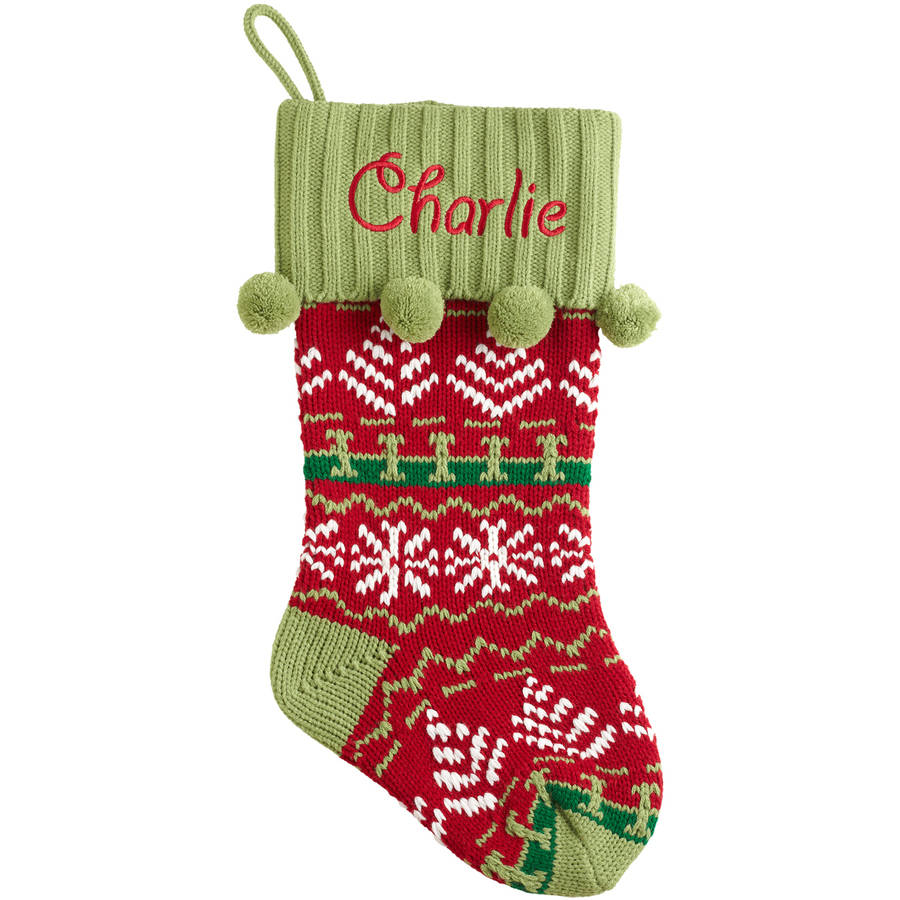 40 Wonderful Christmas Stockings Decoration Ideas - All About Christmas