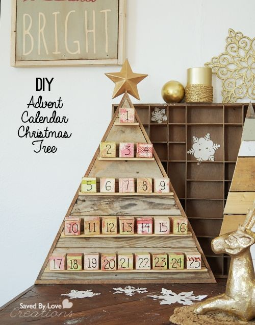 40 Eye Catching Christmas Calendar Ideas All About Christmas