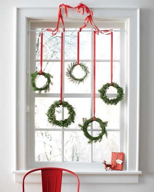 source christmas is incomplete without a proper decoration - Christmas Window Sill Decorations Ideas