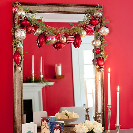 Interesting christmas garland decoration ideas all