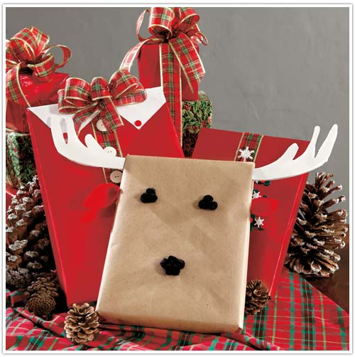 31 - 40 Best Christmas Gift Wrapping Ideas - All About Christmas