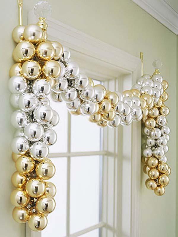 40 Scintillating Christmas Windows Decoration Ideas