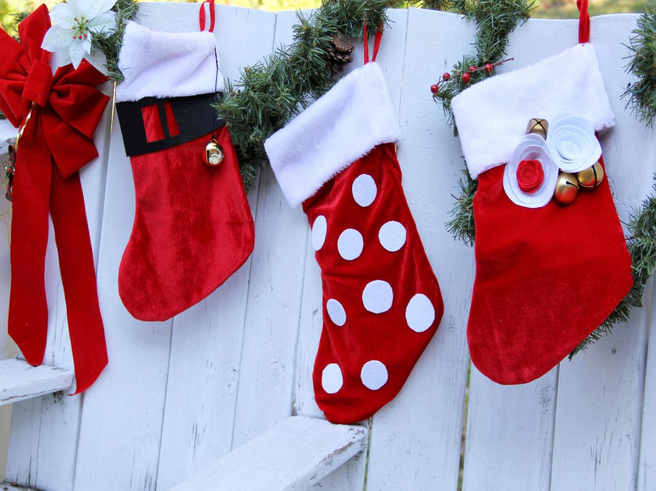 40 Wonderful Christmas Stockings Decoration Ideas All About Christmas