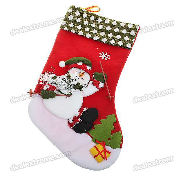 8 - Christmas Socks Decoration
