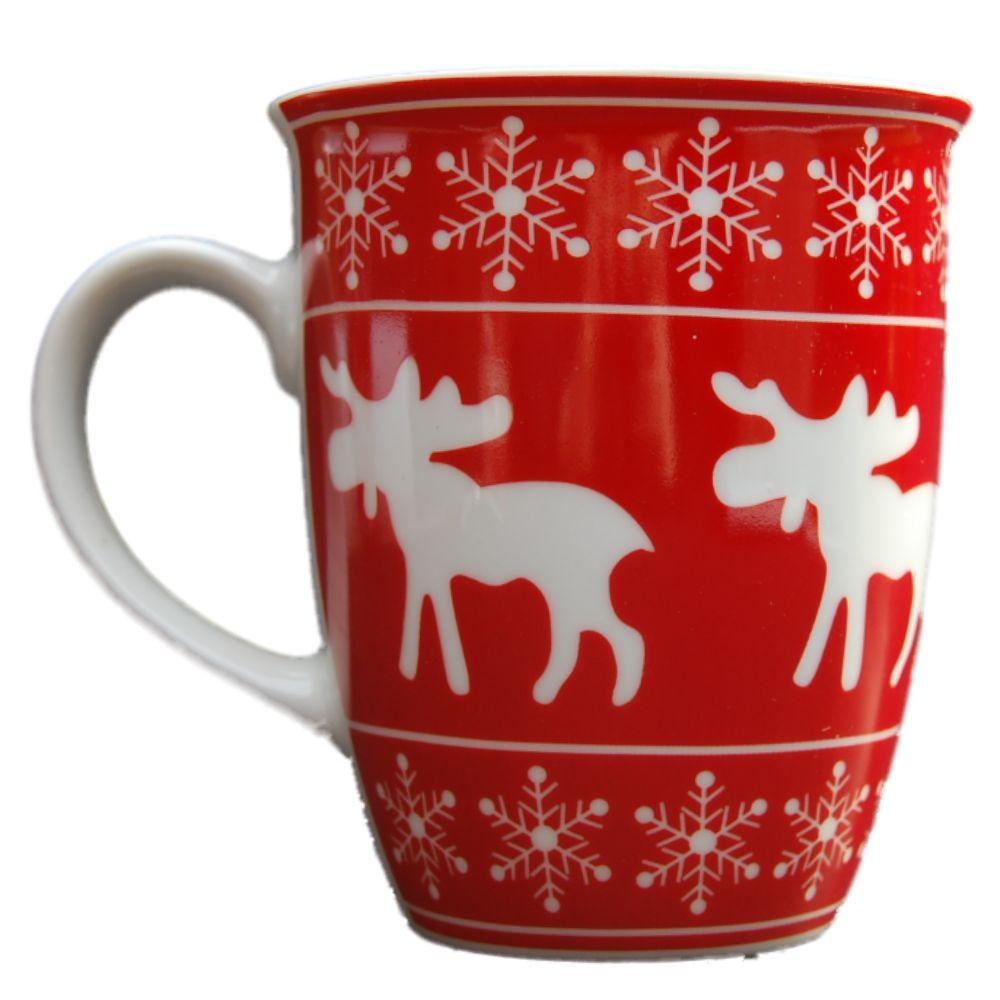 christmas coffee cups
