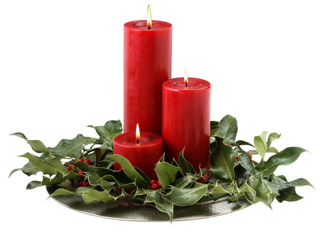 Scintillating christmas candle decoration ideas all
