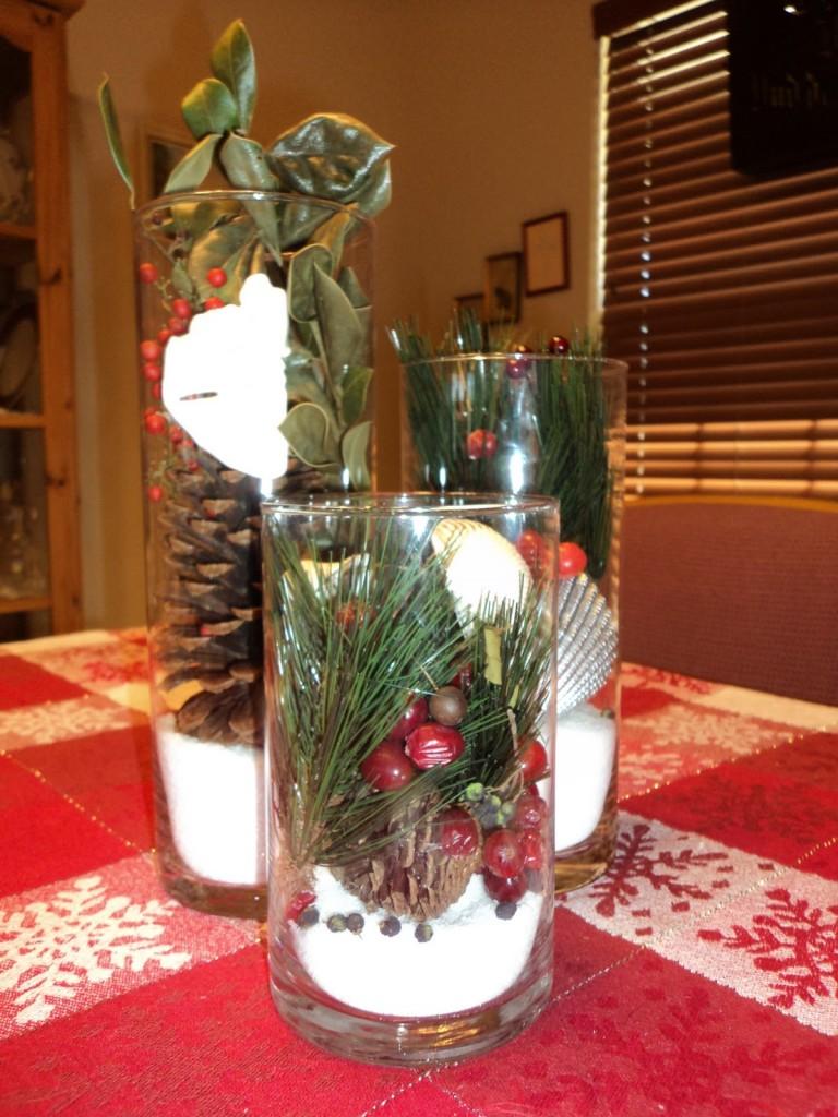 Large vase christmas decoration ideas u best decoration ideas