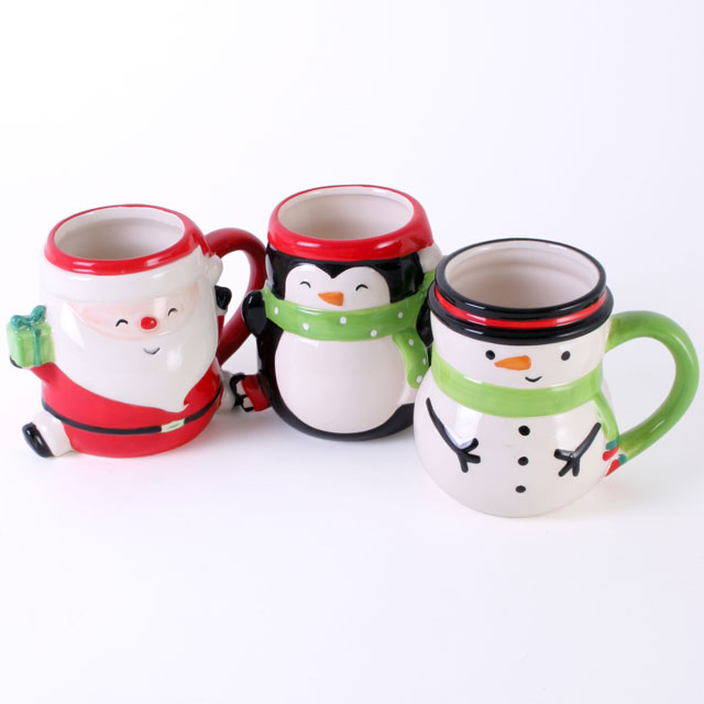 24 - Cheap Christmas Mugs
