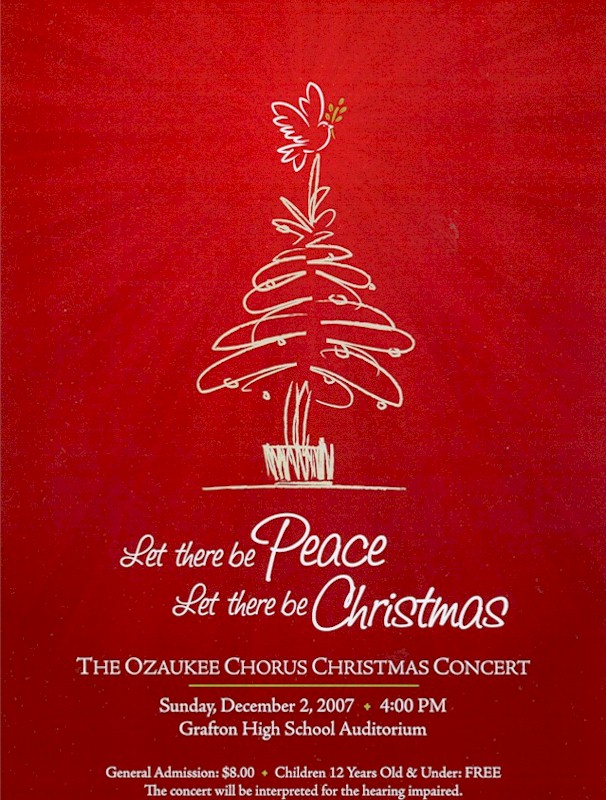 40 Appealing Christmas Poster Designing Ideas - All About Christmas