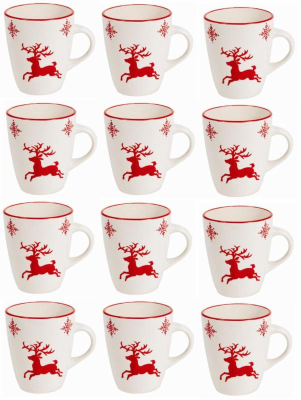 Christmas Mugs Wholesale