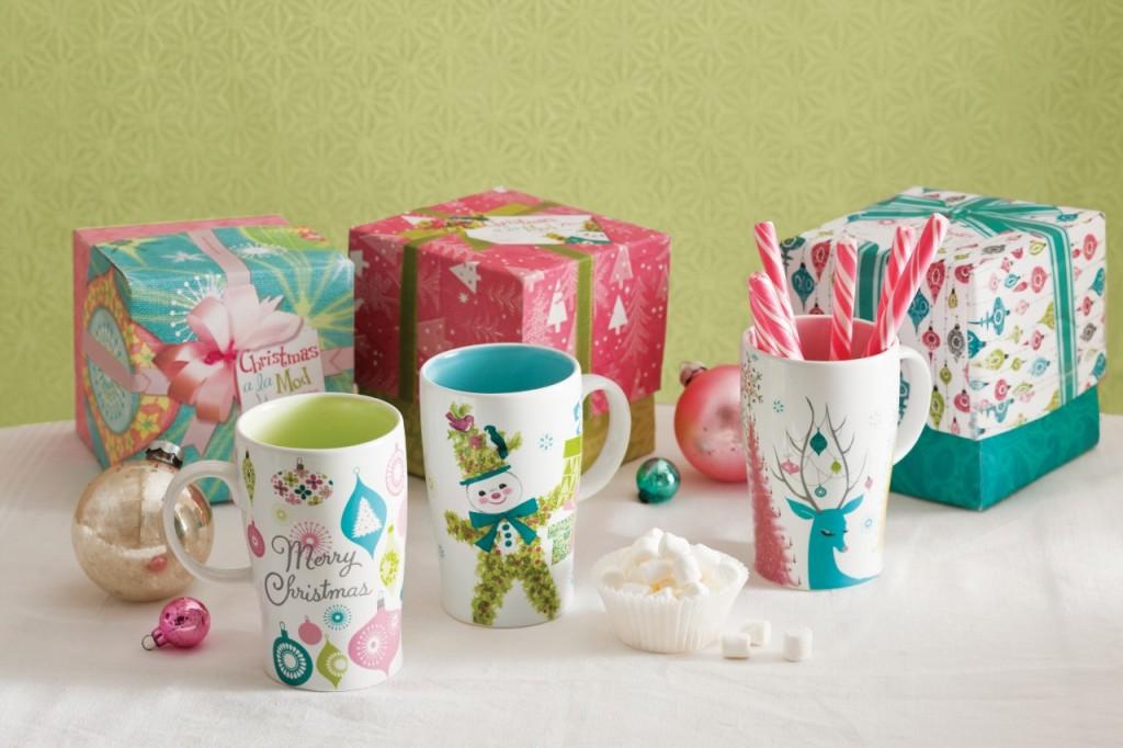 Christmas take away gift ideas