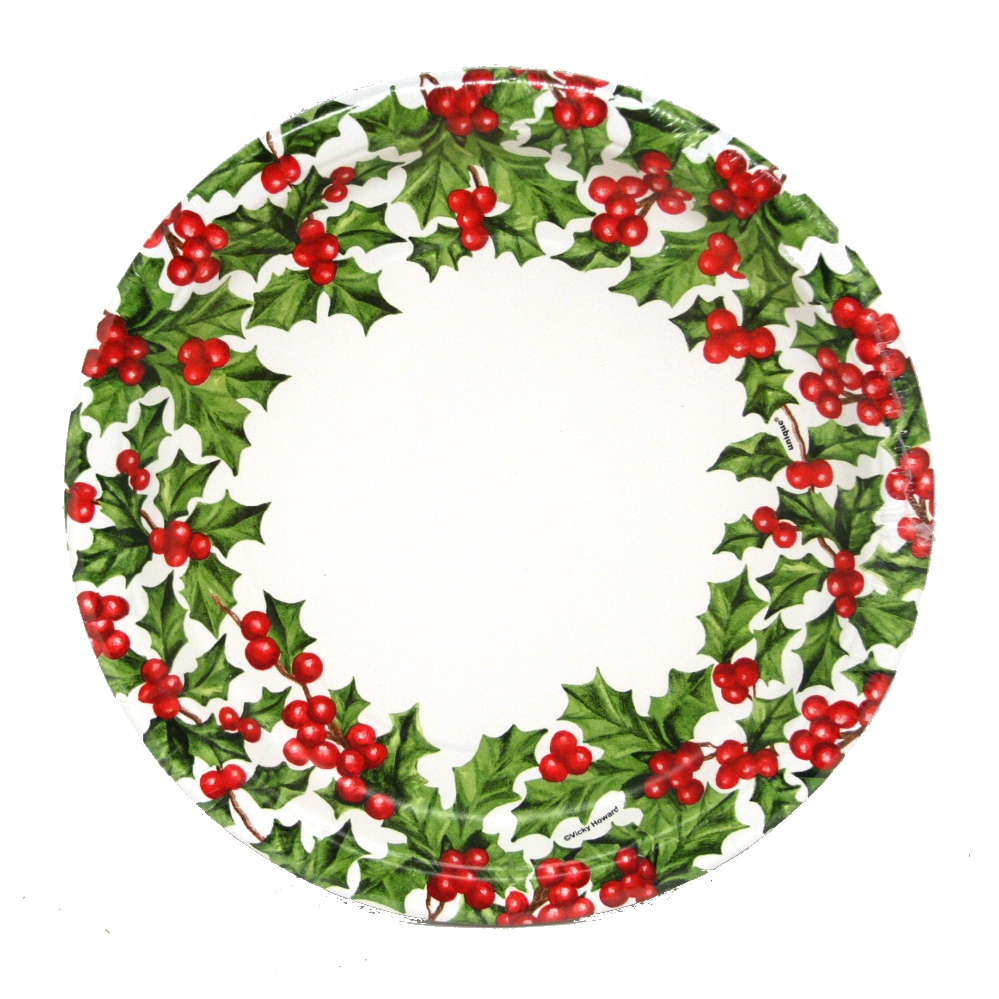 40 Fabulous Christmas Plates For This Season - All About ...