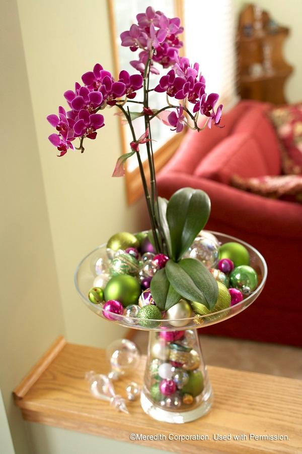 40 Mind Boggling Christmas Flower Decoration Ideas