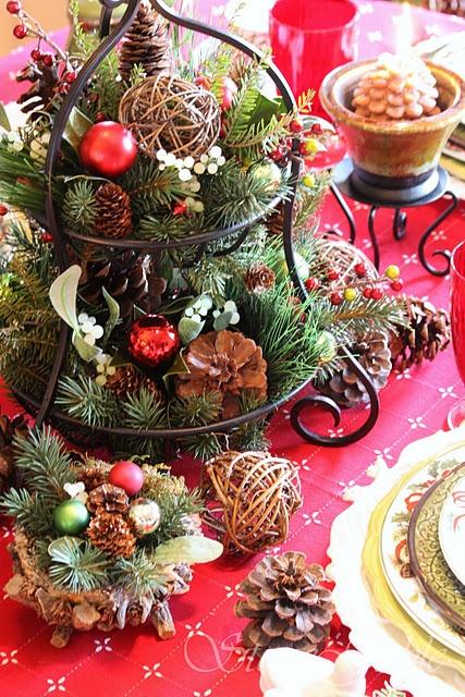Christmas Tableware