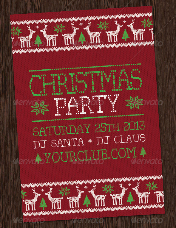 Christmas Party Poster Ideas Part - 45: Christmas Snydle.