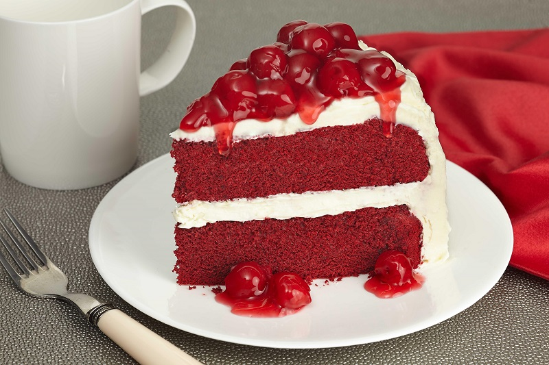 Cheerful-Cherry-Red-Velvet-Cake