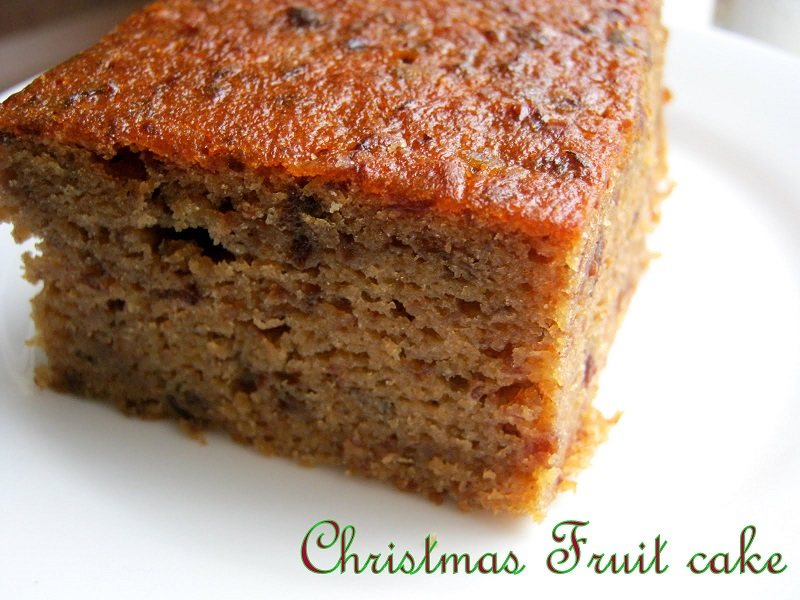 How To Make A West Indian Fruit Cake