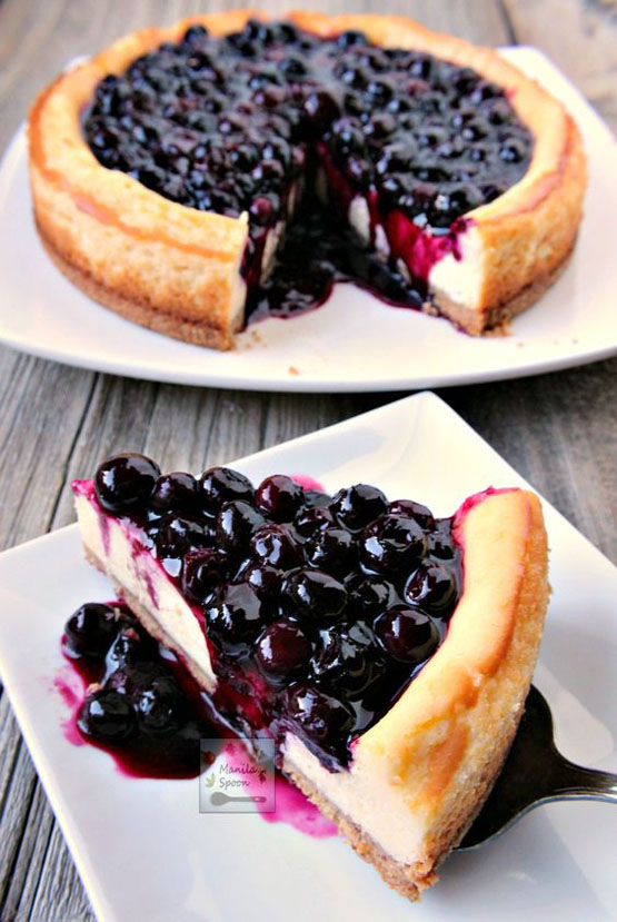 blueberry-cheese-cake