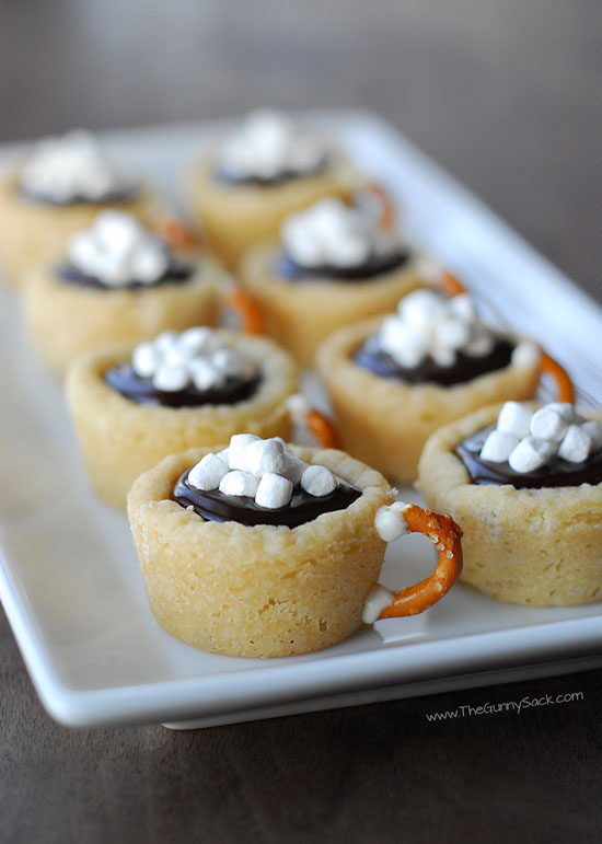 chocolate-cookie-cups