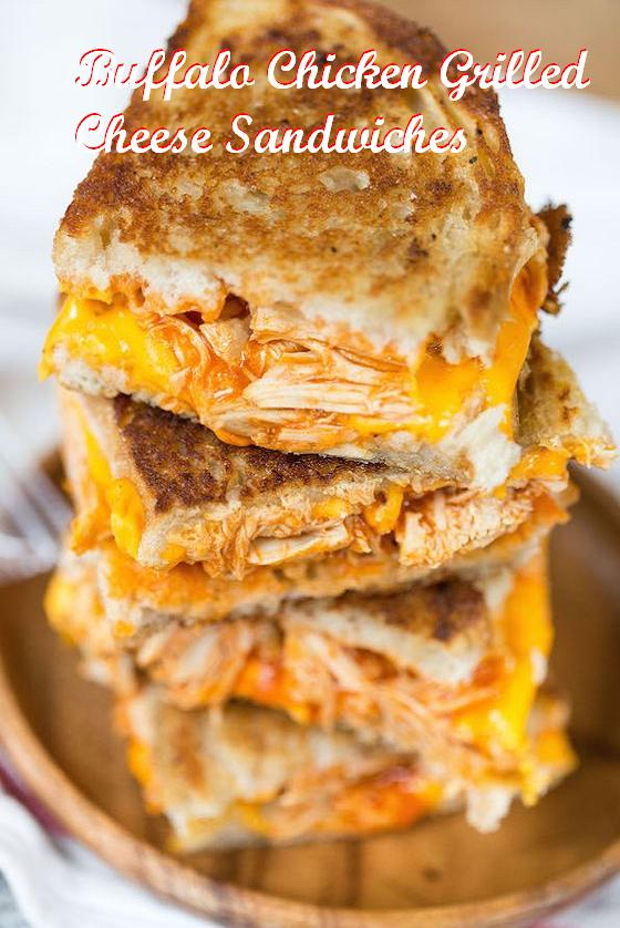 buffalo-chicken-grilled-cheese-sandwiches