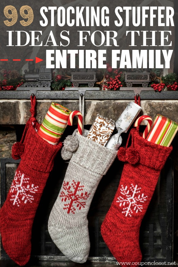 21 Christmas Stocking Stuffer Ideas All About Christmas