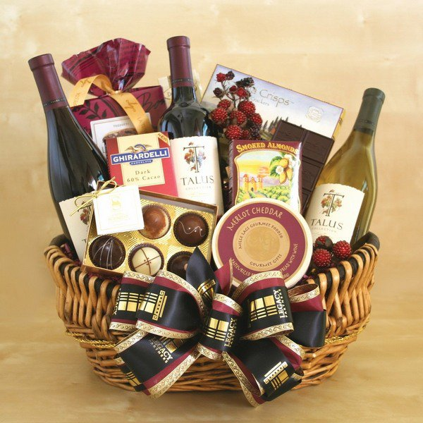 Gift Baskets Toronto Christmas : Christmas gift hamper ideas all about