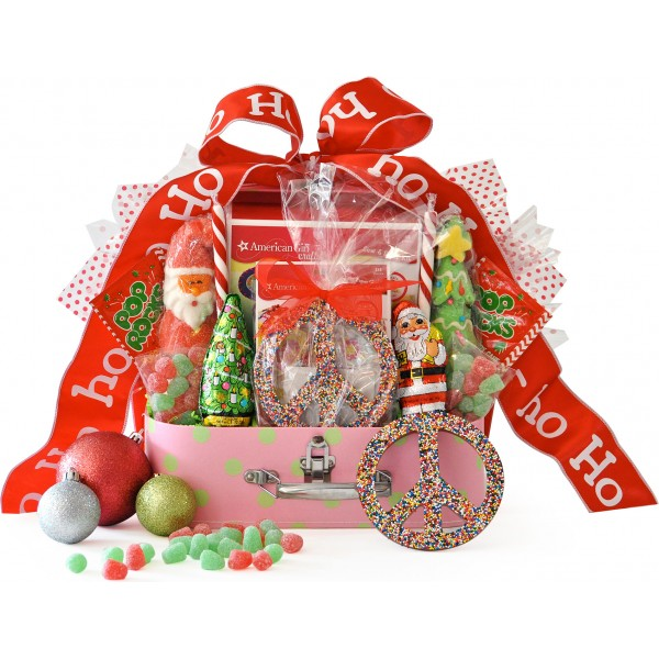 30 christmas gift hamper ideas all about christmas christmas gift hamper ideas 04 negle Gallery