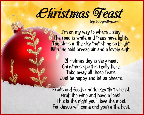 christmas-feast-poem